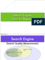 Search Engine - How to Make it