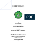 P-Treatment & P-Drugs Dislipidemia
