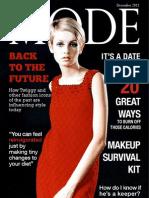 Mode Magazine MK
