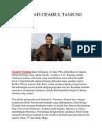 Biografi Chairul Tanjung.ratih
