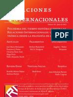 Relaciones Internacionales Rev n.20