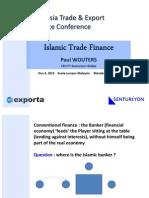 Islamic trade finance