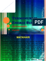 Termonuklir Energi Surya1