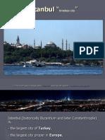 Istanbul Presentation