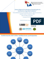 Mesa de trabajo en Chile. Proyecto BID