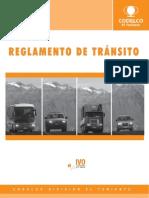 Reglamento de Transito Division El Teniente
