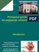 12 Prolapsul Genital Si Iue