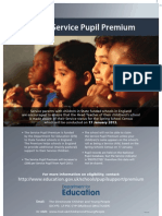 The Service Pupil Premium