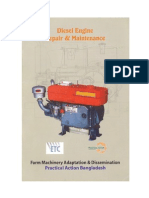 16712819 DIESEL Engine Repair and Maintenance