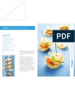 Pringles | Tortino di salmone californiano