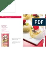 Pringles | Bocconcini di formaggio tipo gorgonzola, miele e lamponi