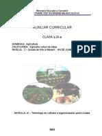 Agricultura Xi Tehnologia de Cultivare a Leguminoaselor Pt
