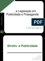 Direito e Publicidade
