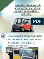 la véhicule électrique
