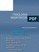 Fisiología Respiratoria (Gráficas)