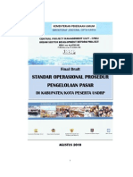 USRDP-PU_SOP Pengelolaan Pasar