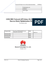 16 GSM BSS Network KPI (Inter-RAT Handover Success Rate) Optimization Manual[1].Doc
