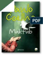 Maktub - Coelho, Paulo