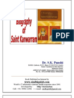 Biography of Saint Kanwarram