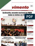 Boletim Movimento PMDB n° 135 Eliseu Padilha Fundacao Ulysses