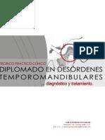 DIPLOMADO EN DESORDENES TEMPOROMANDIBULARES