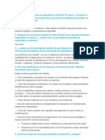 Consideraciones Legales y Seguridad en Internet(III)