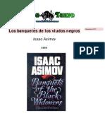 Asimov- Isaac - Los Banquetes de Los Viudos Negros