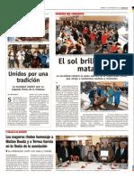 Jornada de la matanza - 2012 Puente del Congosto Salamanca