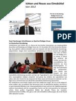 Berliner Nachrichten November 2012