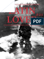 Latin Lover 21 Apokalyps