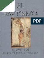 El Bautismo según los Padres de la Iglesia s.pdf