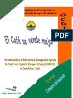 El Café Se Vende Mejor - 2002