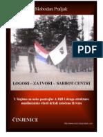 Bosna Logori Zatvori i Sabirni Centri Armije BIH 1991 95