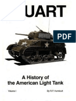 Stuart History of the American Light Tank -- Flame Tank Extract