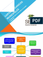 Presentación Cartas Orgánicas Municipales