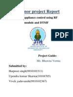 Minor Project Report