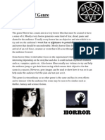Media - Research of Genre