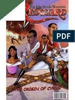 Elder Scrolls Redguard comic book