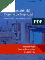 2006 Webb Beuermann Revilla Derecho de Propiedad