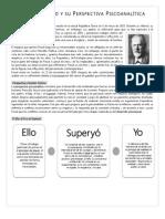 Freud y su Perspectiva Psicoanalítica (síntesis)