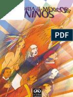 Historia de México para Niños (libro completo para ver a doble página)
