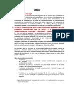 Ejercicios de Consideraciones Legales y de Seguridad en Internet.