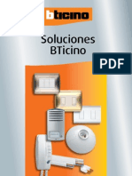 BTICINO-BASICO interruptores