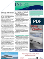 Cruise Weekly for Thu 13 Dec 2012 - Celebrity price rises, ICCA Board appointments, Windstar wins and much more...