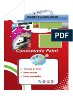 Paint y WordPad
