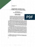 2004 Rascher Report