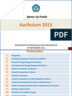 BAHAN UJI PUBLIK KURIKULUM 2012