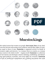 Bluestockings Magazine Issue 1