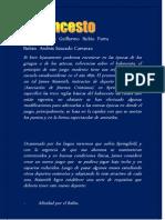 Documento de Microsoft  Word