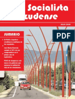 El Socialista Azudense Julio 2008